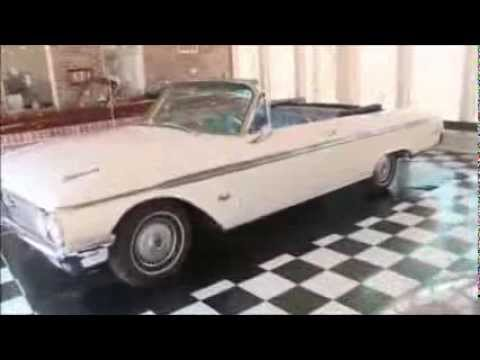 Tennessee Senator Howard Baker's Classic Car Collection Vintage Auction