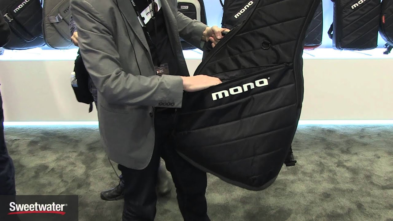 767ac5d6eb3 Winter NAMM 2016: MONO Vertigo Acoustic Guitar Case - YouTube