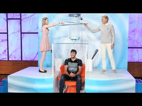 'Oops! My Water Broke' with Luke Bryan