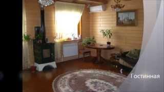 видео О пользе деревянной бани из бруса