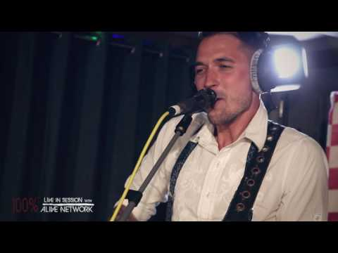 The Long Straws - 'Uptown Funk' (Rockabilly Cover) Live In Session at The Silk Mill