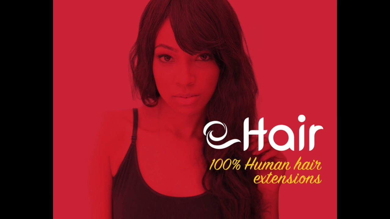 Ehair Outlet 3 Bundle Brazilian Human Hair Extensions Sale Youtube