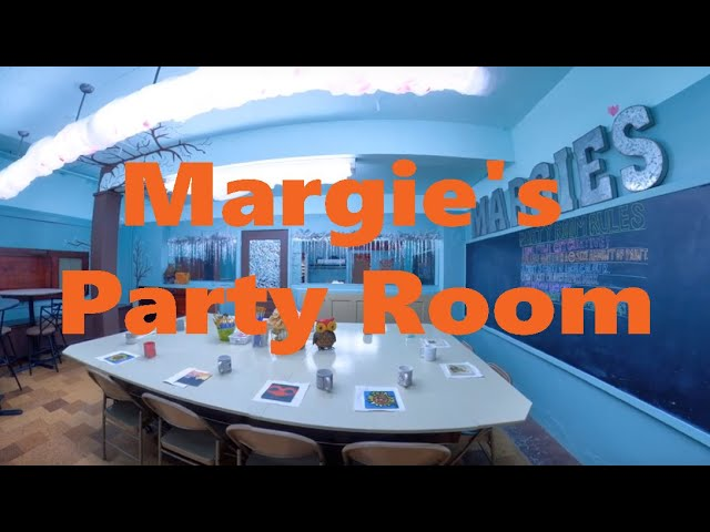 Margie's Party Room
