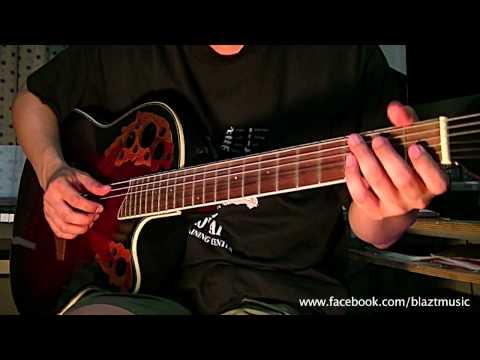 สอนเกากีตาร์พื้นฐาน (Basic Fingering Guitar) by WHIN