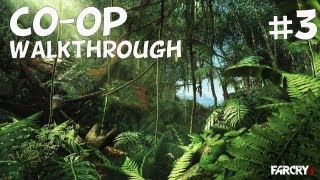 Far Cry 3 Co-op Walkthrough: Part 3 Sidetracked (Gameplay in HD) XBOX PS3 PC