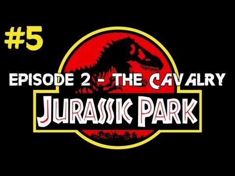 "jurassic-park-the-game-walkthrough---ep.2-""the-cavalry""---part-5"