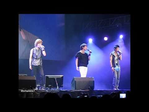 SHINee - Quasimodo, The Name I Loved (SM Town Live Los Angeles 2010)