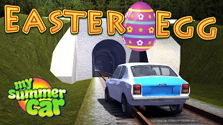 EASTER EGG! - MY SUMMER CAR