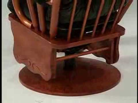 Best Chairs Geneva Glider Reviews Seat Covers For Office Home Furnishings Glide Rocker Quality Construction Youtube