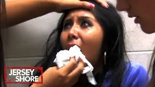 Snooki Gets Punched | Jersey Shore