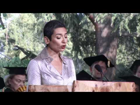 2012 Commencement - Zainab Salbi - YouTube