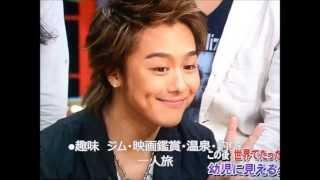 EXILE TAKAHIROさんのとびっきり笑顔コレクションです。 貴重な変顔もあ...