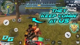 My Most WTF Game (They keep comin' at us) | Full Gameplay | Mobile