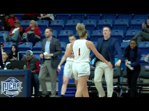 Highlights-Lady Cards vs NW Florida // NJCAA National Tournament || 2019