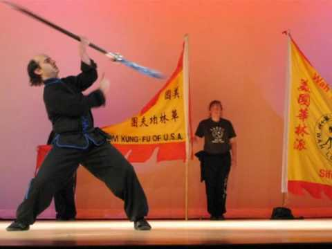Wah Lum Kung Fu - Chinese New Year Event - Whitman Hanson Regional High School