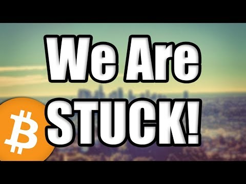 Bitcoin Is MOVING! We Are STUCK In Lockdown! Grab A Brew And Come Chill [Livestream + Q&A]