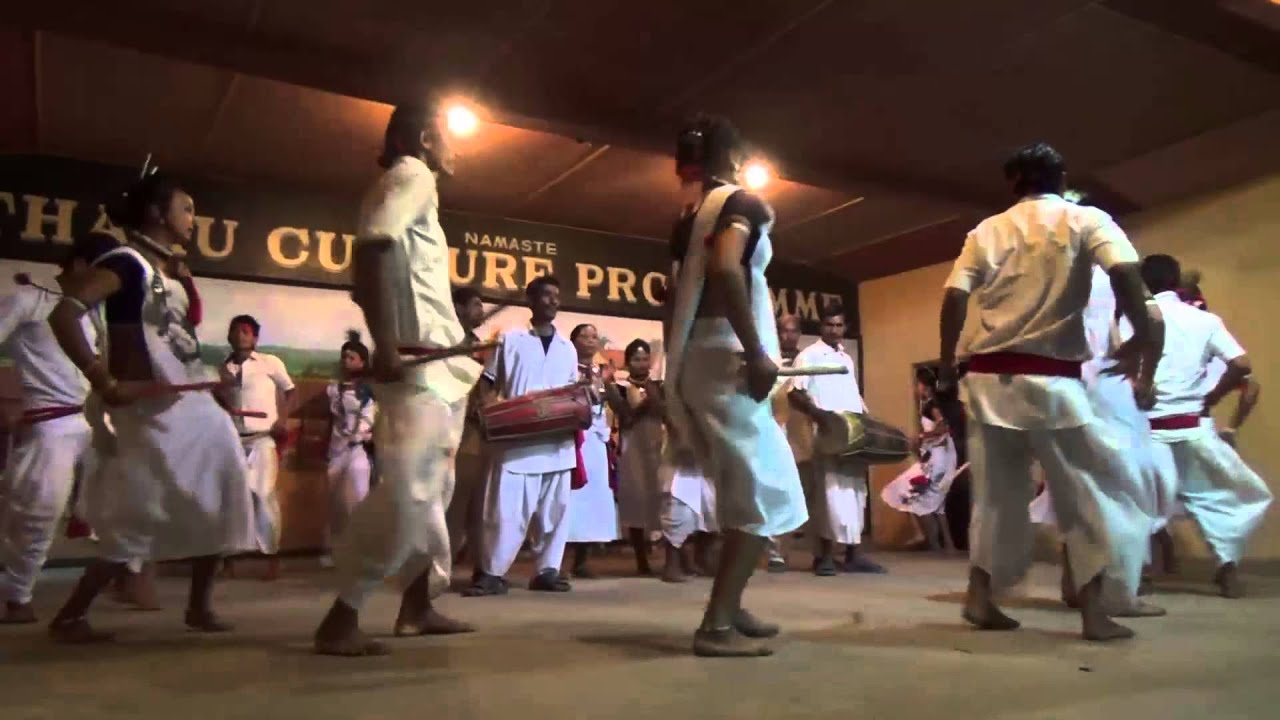 Image result for Tharu Cultural Program in Chitwan