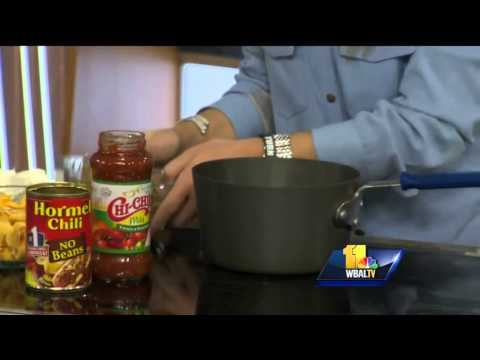Michael Oher's Mom Whips Up Super Easy Superbowl Menu