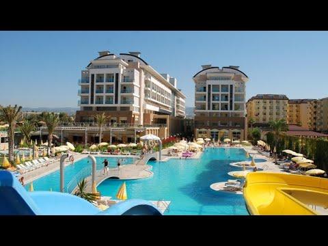 Hedef Beach Resort 5* обзор отеля Хедеф, HEDEF GROUP