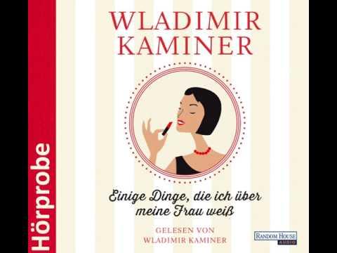 Einige Dinge, die ich über meine Frau weiß YouTube Hörbuch Trailer auf Deutsch