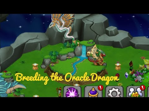 Breeding The Oracle Dragon!! Dragonvale