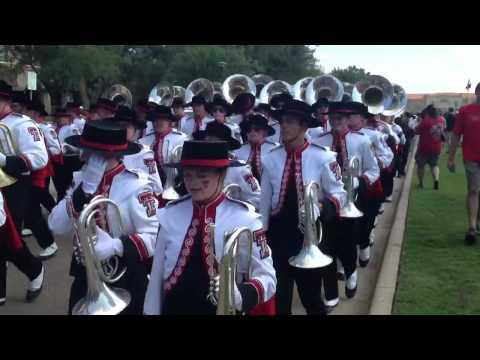 Texas Tech Red Raider Goin