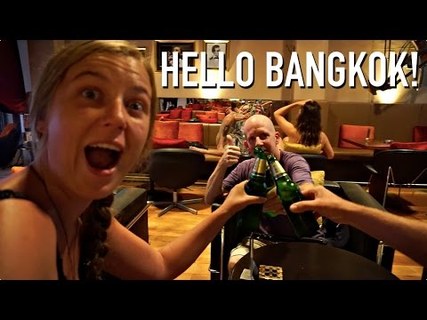 HELLO BANGKOK! Ft. 20 Seconds in Thailand