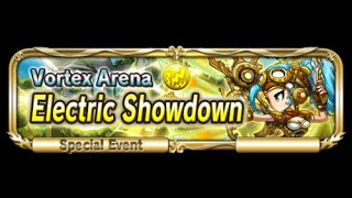 Brave Frontier | Episode 43: Vortex Arena - Electric Showdown Showcase