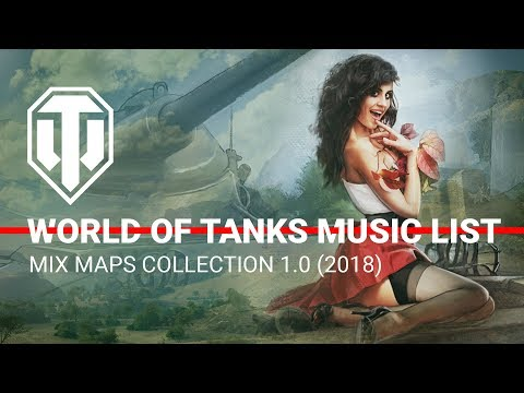 WOT 1.0 Music Maps and OST 2018 | (Track list) No Copyright Sounds
