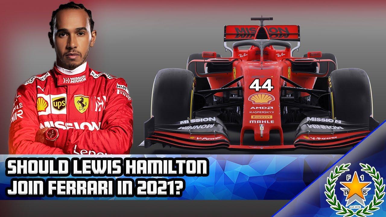 Should Lewis Hamilton Join Ferrari The F1 Debate Show Episode 143 Youtube