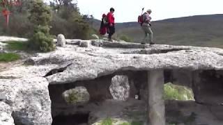 Пещерный город Эски-Кермен. Автор Максим Пикулов.