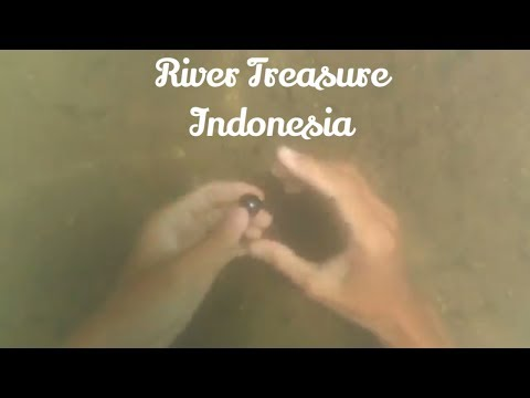 River Treasure Indonesia - Look What i've Found !