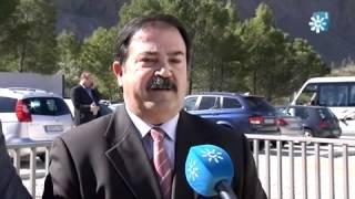 Holcim España entrega una cantera restaurada al municipio de Jamilena: Reportaje de Canal Sur TV