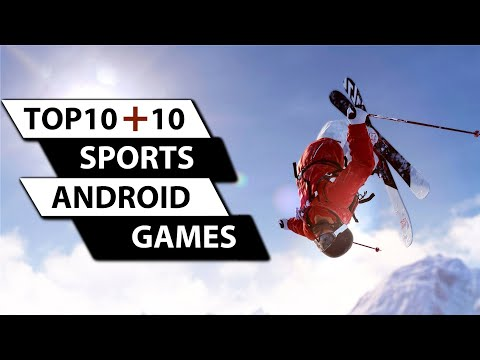 Top 10 Best Sports Games For Android   2019   (Online/Offline)   High Graphics