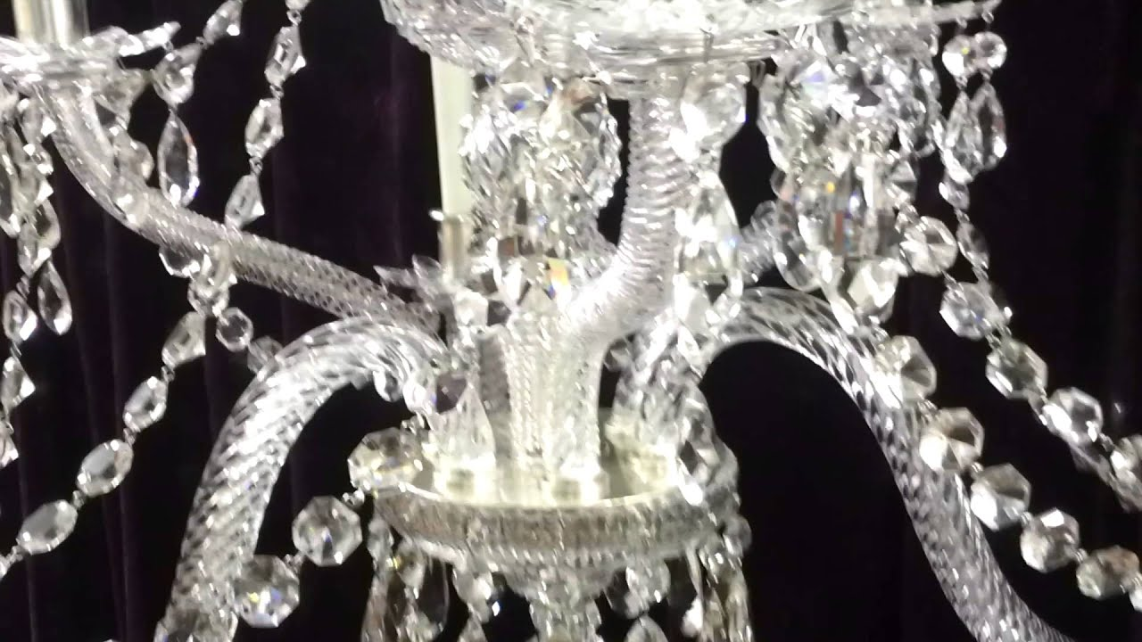 Before And After Antique Chandelier Restoration A Perry Co