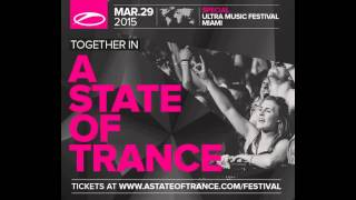 Armin Van Buuren - A State Of Trance 700 Live Ultra Music Festival, (Miami) 29.03.2015