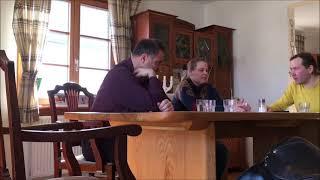 """EIGENVERANTWORTUNG statt """"OPFER-TÄTER-SPIEL"""": Dr. Rösch & Dr. Schiessler im Gespräch m"""