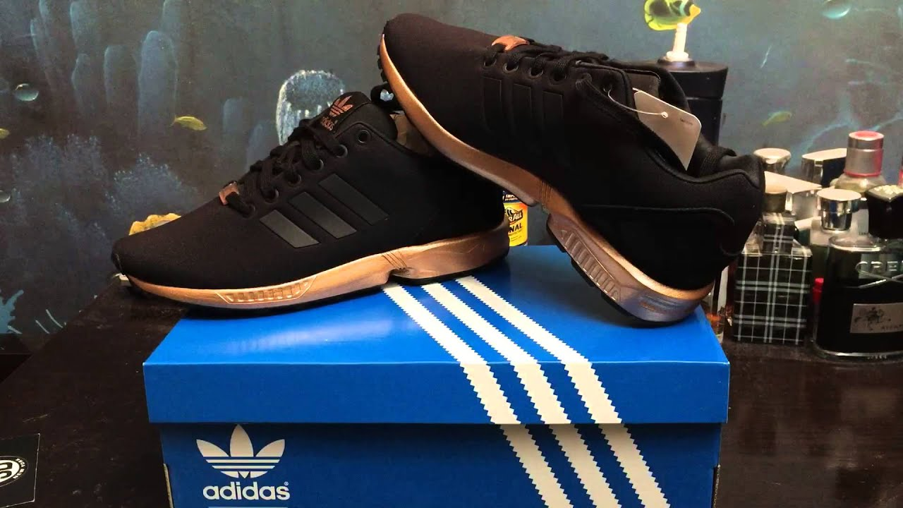Adidas Flux Zx Copper