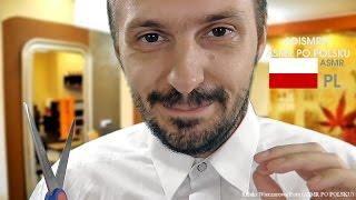 Virtual Hairdresser Visit Role Play - Relaks Wieczorową Porą (ASMR po polsku)