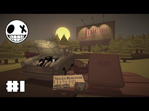 Jalopy - #1 Първото ни приключение