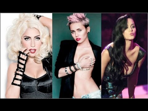 Miley Cyrus Vs. Katy Perry Vs. Lady Gaga: Best VMA Diva?!