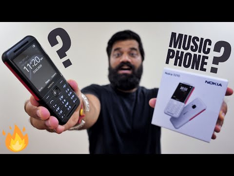 This Crazy Nokia Phone Has 8MB RAM!!! Nokia 5310 (2020) Unboxing & First Look🔥🔥🔥