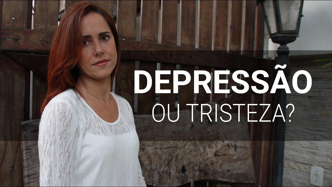 DEPRESSÃO OU TRISTEZA?