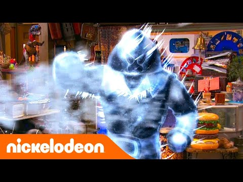 Henry Danger   Arriva Phoebe Thunderman ⚡️   Nickelodeon Italia