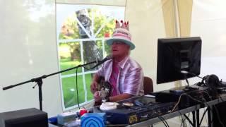 Freddy Quinn - Die Gitarre und das Meer - Live gesungen von