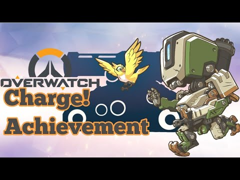 Overwatch: Charge! Achievement