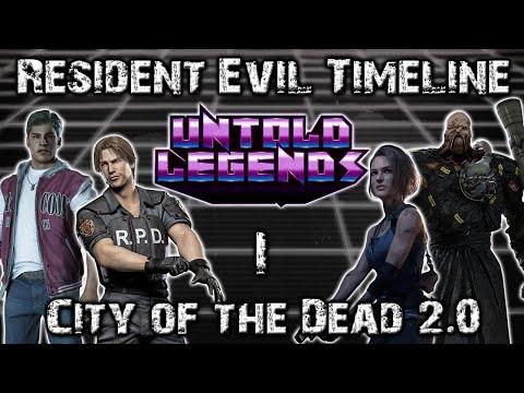 Resident Evil Timeline: City Of The Dead 2.0 (Chapter 1) - Untold Legends