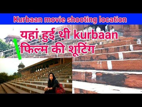 Shukran Allah Song Kurbaan Movie Shooting Location Hazrul Remo