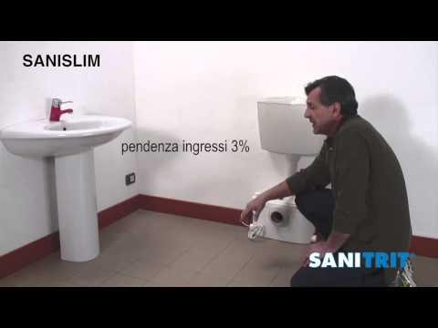 Bagno In Camera Senza Scarico : Come realizzare un bagno anche senza gli scarichi youtube