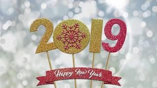 Дорогие друзья! Поздравляем Вас с Новым годом! Пусть 2019 год принесет Вам радость и удачу!